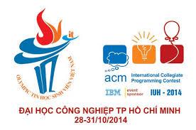 Đội tuyển Olympic tin học SV Trường ĐHGTVT tham dự Olympic Tin học Việt Nam & Kỳ thi lập trình sinh viên quốc tế ACM/ICPC 2014