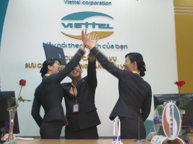 Địa chỉ đăng ký thực tập ở Viettel